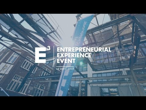 TMC E3 | Entrepreneurial Experience Event 2018 Aftermovie