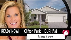 New Home Video Tour Oviedo Florida- One Story in Clifton Park by Beazer