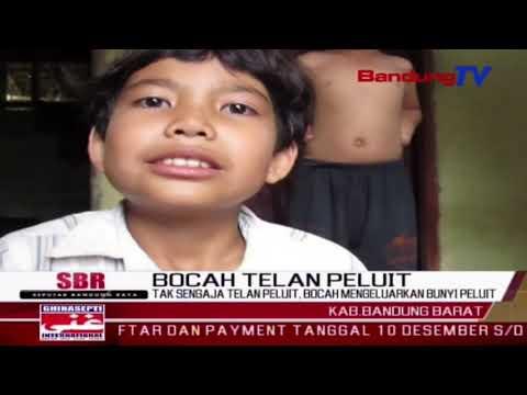 Tak Sengaja Telan Pluit Terompet, Bocah Sembilan Tahun Mengeluarkan Bunyi Peluit | SBR | BANDUNGTV