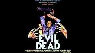 The Evil Dead OST (1981) - 14 Pencil It In - Joseph LoDuca