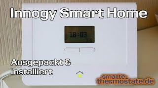Innogy Smart Home | Ausgepackt & ausprobiert | Teil 1: Zentrale und Heizkörperthermostat einrichten