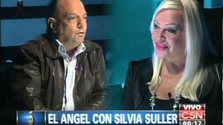C5N - EL ANGEL DE LA MEDIANOCHE: ENTREVISTA A SILVIA SULLER (PARTE 1) thumbnail