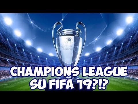 Champions League ed Europa League su FIFA 19?!?! - Fine Accordo UEFA-Konami