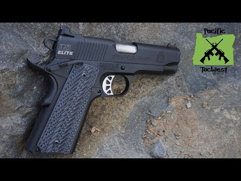 Springfield RO Elite Champion 9mm: Review of Springfield Armory Range Officer Elite Champion