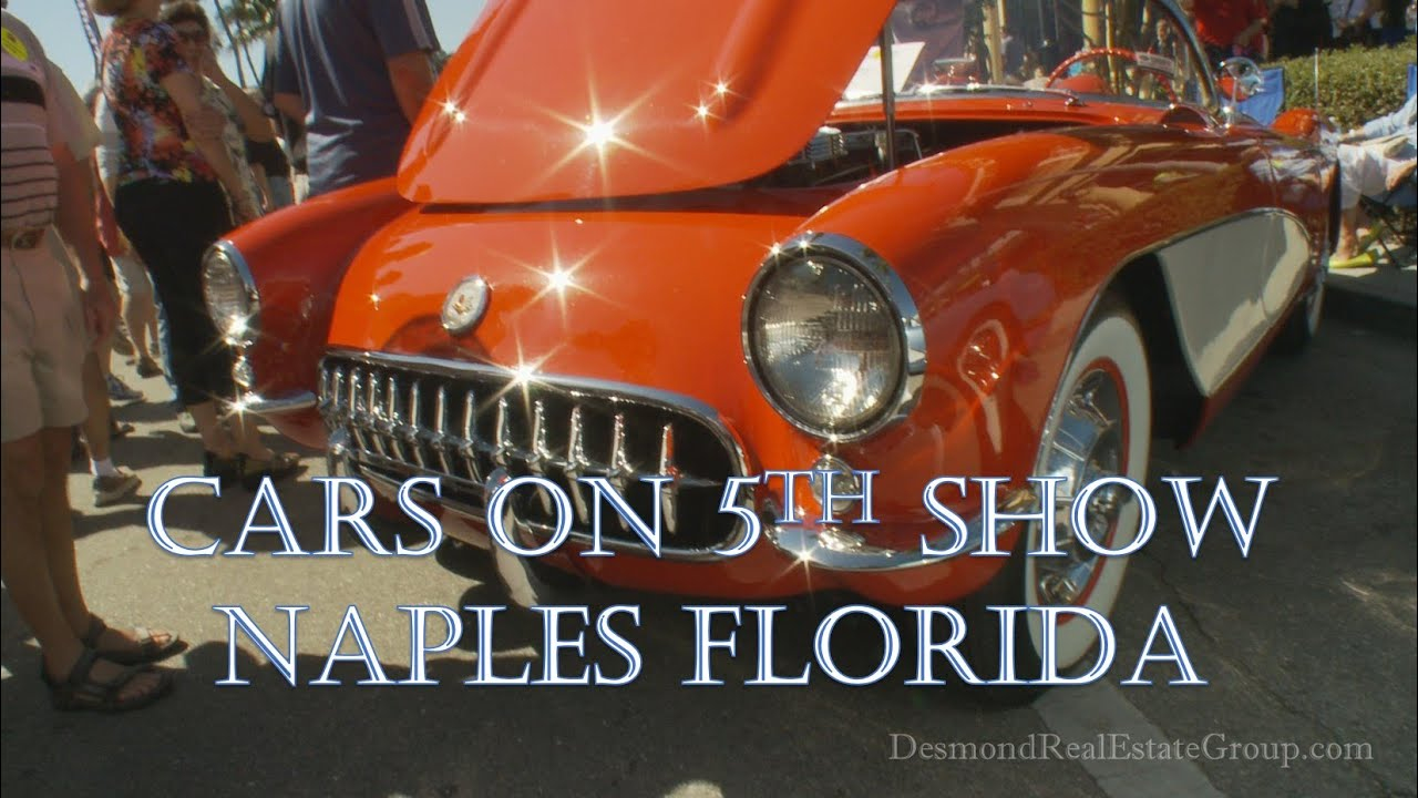 Naples Fl Cars On Fifth 2016