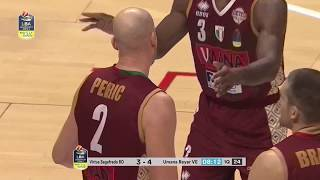HIGHLIGHTS / Segafredo Virtus Bologna - Umana Reyer Venezia 87-88