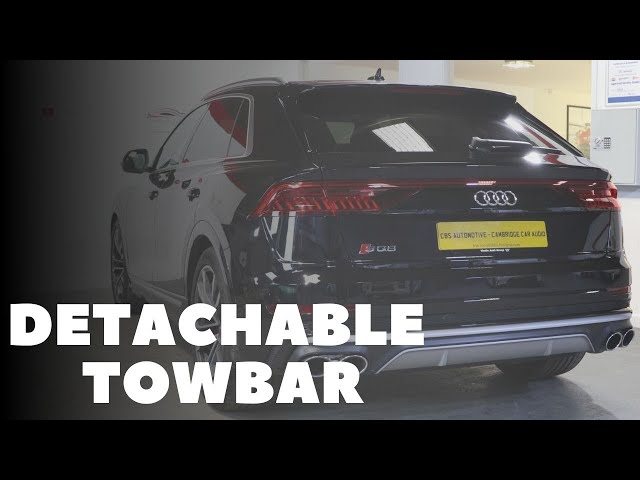 2020 Audi SQ8 Detachable Towbar | Fully Dedicated system