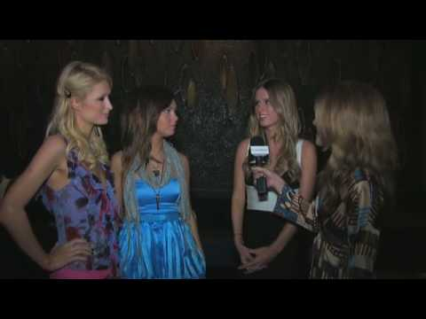 Kavita Channe interviews Paris & Nicky Hilton