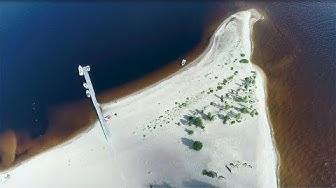 Ärjänsaari on Kainuun meren paratiisisaari