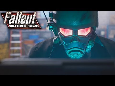 Fallout Shattered Dreams - Official 3D Animation (Fallout Short Film)