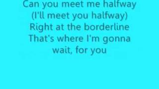 Cover images Black Eyed Peas - Meet Me Halfway (Lyrics on screen)