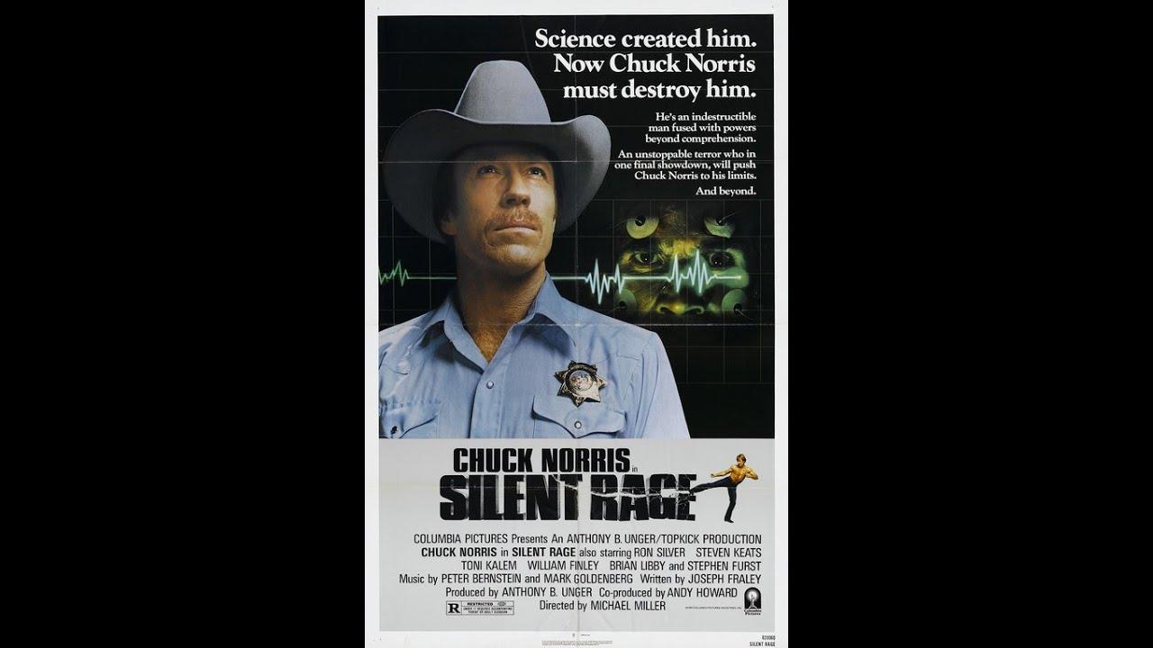 Silent Rage (1982)   Rage movie, Rage, Chuck norris