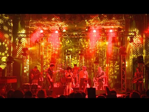 THE MOTET - MIXTAPE 1975 - HALLOWEEN 2014 RE-CAP