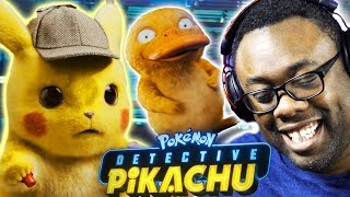 DETECTIVE PIKACHU Sneak Peek Reaction + I Missed a Trailer??