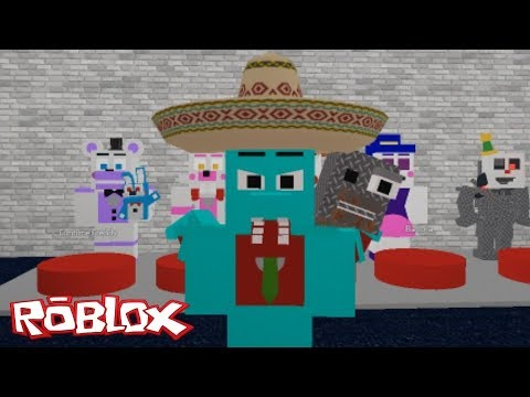 How To Make Your Own Fnaf Animatronic In Roblox Animatronic World