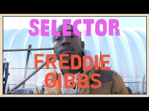 Freddie Gibbs Discusses Projects for 2013 - Selector