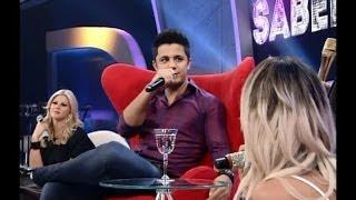 Raul Gil (05/04/14) - Cristiano Araújo é o convidado do ´Elas Querem Saber´ - Parte 1