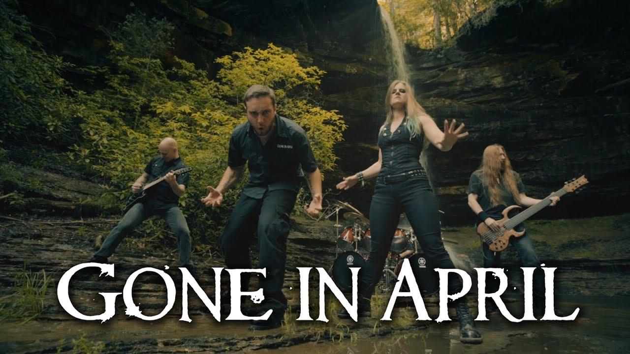 北美交響旋死:GONE IN APRIL – The Curtain Will Rise