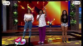¡Milett Figueroa y Yahaira Plasencia en reto de baile! - En Boca de Todos 14/09/2017