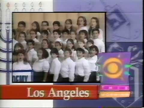 Sinai Akiba Academy   1992   CBS This Morning