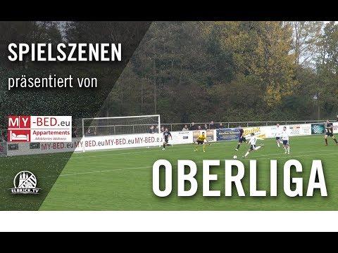 TuS Dassendorf - SV Curslack-Neuengamme (15. Spieltag, Oberliga) | Präsentiert von MY-BED.eu