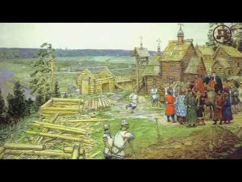 Старая Рязань. Здесь бродил Евпатий Коловрат