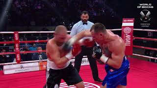 Alexey Egorov — Andrei Kniazev Highlights | Егоров – Князев Хайлайты | Мир бокса