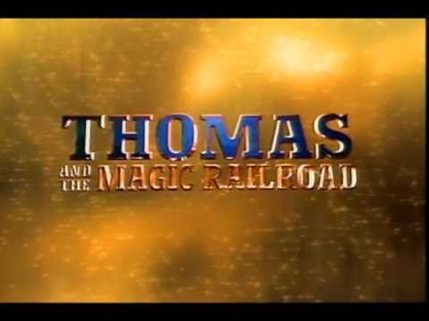 Thomas and the Magic Railroad US Cinema Trailer