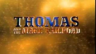 Thomas and the Magic Railroad US Cinema Trailer