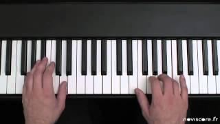 Numb ***** (Linkin Park) cover piano facile / Easy piano solo tutorial !