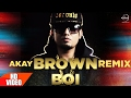 Brown Boi (Remix) | A-Kay | Punjabi Remix Song Collection | Speed Records