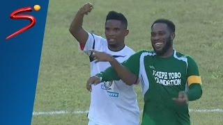 Jay-Jay Okocha Magic moments - Joseph Yobo testimonial match