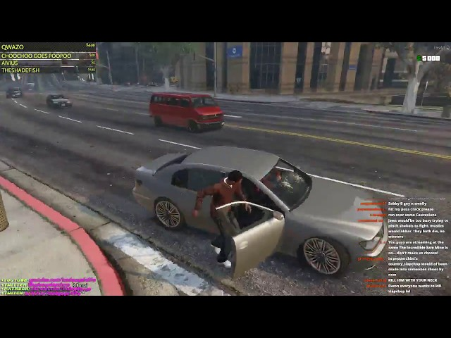 The Bad Guys Return to GTA RP