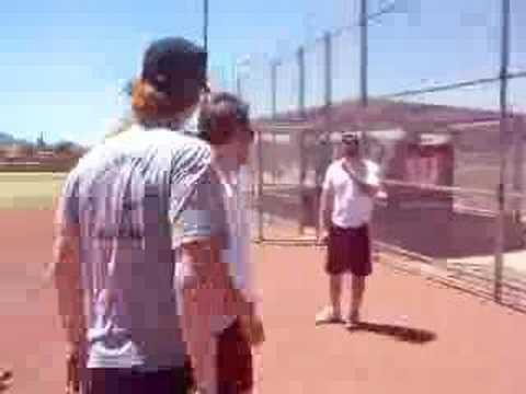 Kyle's home run