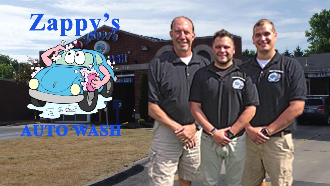 Zappy S Car Wash Mentor Ohio