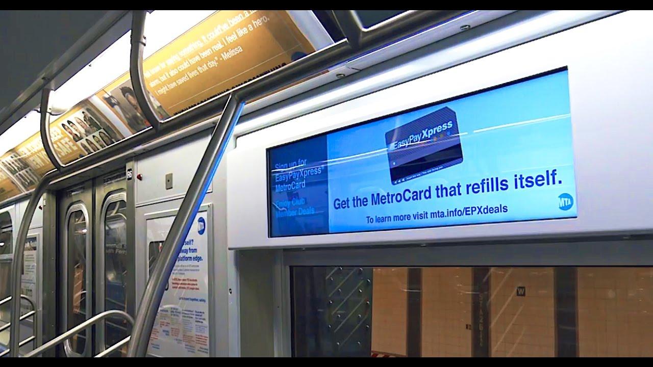 Á´· R160b Lcd Side Sign Test Train Youtube