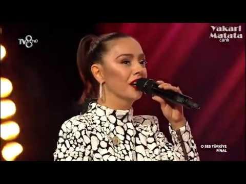 Ebru Gündeş & Tankurt Manas   Ben İnsan Değil Miyim   O Ses Türkiye Final   2 Şubat Salı   İzlesene