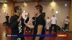 Le Kravmaga  Art Martial Israélien