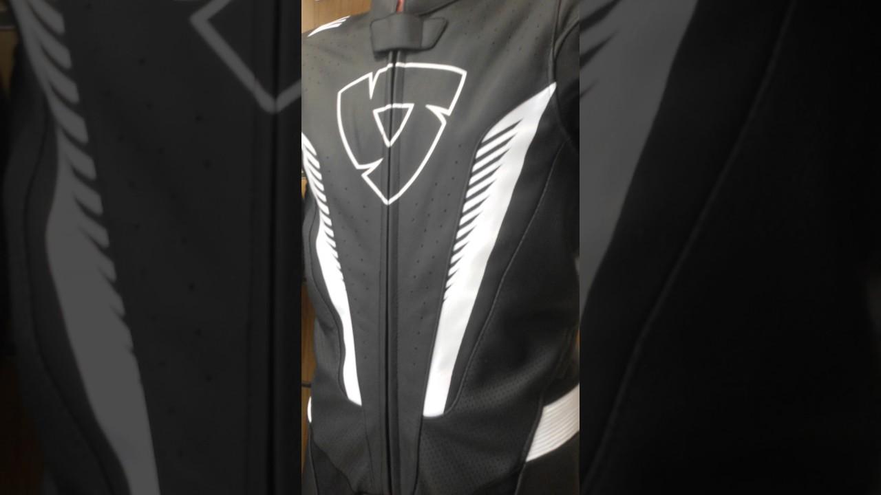 Rev'it Motostore YouTube Zenabikers Venom Tuta by q4wxH0WdU