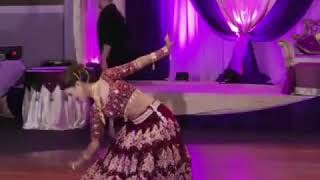 Indian Bride Performance on Dil Deewana Bin Sajna Ke - Maine Pyaar Kiya