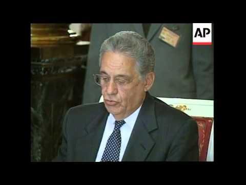President Cardoso continues visit