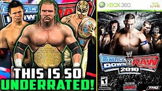 This WWE Game Is VERY Underrated! | WWE SvR 2010
