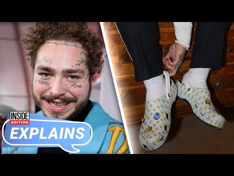 We Tried Post Malone's Sold-Out Crocs Mp3