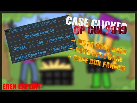 Case Clicker Exploit Script