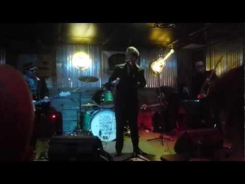 "CHURCHWOOD ""Melungeon In The Dungeon"" at Jax, Austin, Tx. September 22, 2012"