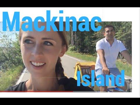 FAMILY VACATION TO MACKINAC ISLAND!