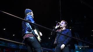 http://www.u2gigs.com - U2 perform Who's Gonna Ride Your Wild Horse...