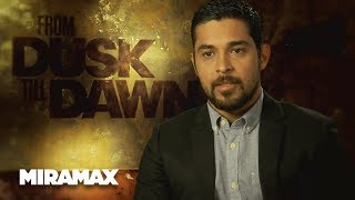 From Dusk Till Dawn: The Series | 'BTS w/ Carlos' (HD) | A Robert Rodriguez Series