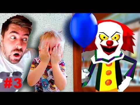 Секреты Страшного Клоуна - Делаю Четвертую Концовку Против Соседа Доброй Бабули