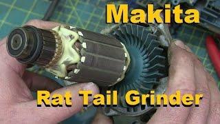 boltr us built makita 5 inch angle grinder